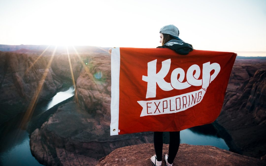 Keep Exploring!